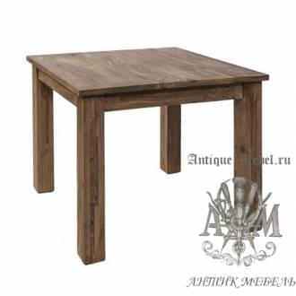 Стол обеденный из массива ясеня №3