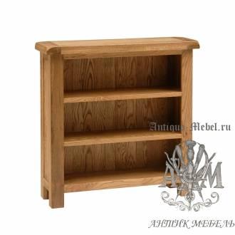 Шкаф книжный из массива дерева натурального дуба №5