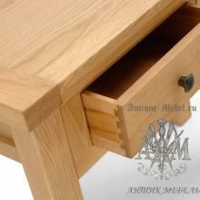 Туалетный столик из массива дерева натурального дуба №1