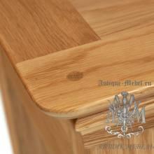 Туалетный столик из массива дерева натурального дуба №2