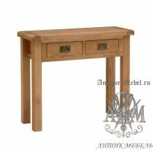 Туалетный столик (комплект) из массива дерева натурального дуба №8