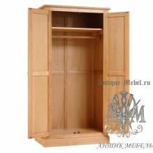 Набор мебели для спальни из массива дерева натурального дуба №15