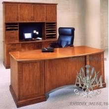 Стол для кабинета Гратин из массива натурального дерева