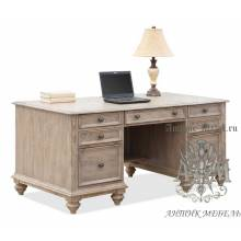 Стол для кабинета Марион из массива натурального дерева