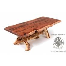 Деревянный стол Eco из слэба дерева