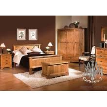 Спальный гарнитур Варди из массива состаренного дерева