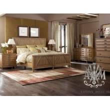 Спальный гарнитур Мэрион из массива дуба
