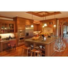 Кухонный гарнитур Кабинет из массива натурального дерева