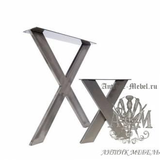 Ножки стальные для изделий из слэбов №1