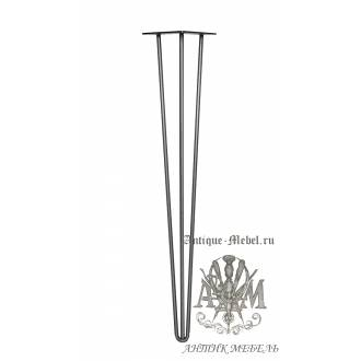 Ножки стальные для изделий из слэбов №4