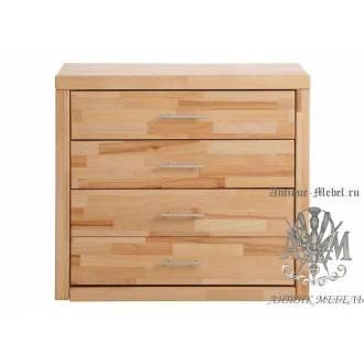 Комод деревянный из массива