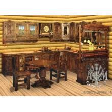 Кухня под старину Елец