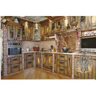 Кухня под старину Зарайск