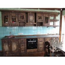 Кухня под старину Ладога