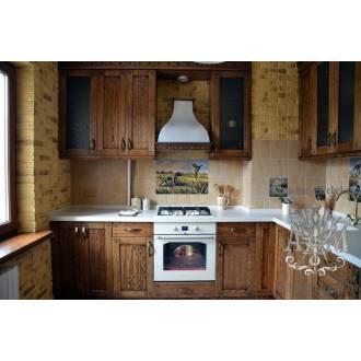 Кухня под старину Псков