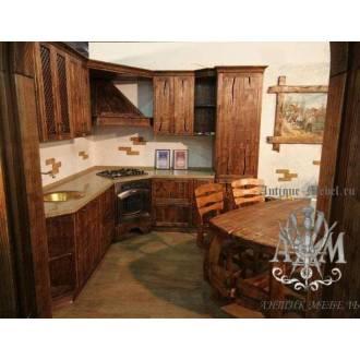 Кухня под старину Торжок