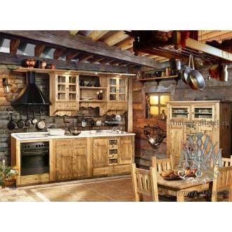 Кухня под старину Туров