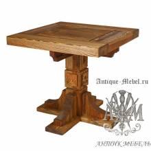 Стол из массива сосны 80х80 Волат квадрат