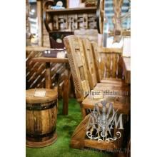 Сиденье-бочонок для баров под старину
