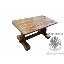 Стол состаренный из сосны Лукас 150х70