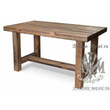 Стол для бани №1 из сосны 180x80