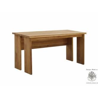 Стол письменный Лоредо из массива дуба