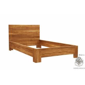 Кровать Лоредо 140*200 из массива дуба