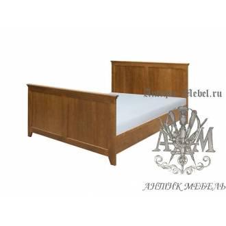 Кровать 140*200 Юта массив сосны