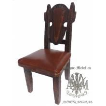 Деревянный стул из массива сосны Стэполтон