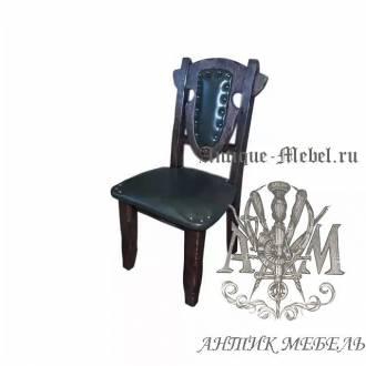 Деревянный стул из массива сосны Стэполтон-2