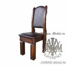 Деревянный стул из массива сосны Купец