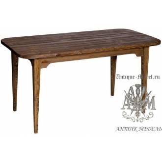 Стол обеденный 150х80 из массива дерева Бриз