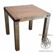 Стол для бара из массива сосны Юкон