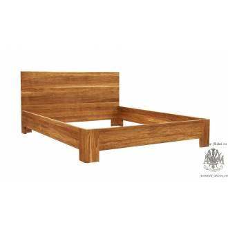Кровать Лоредо 200*200 из массива дуба